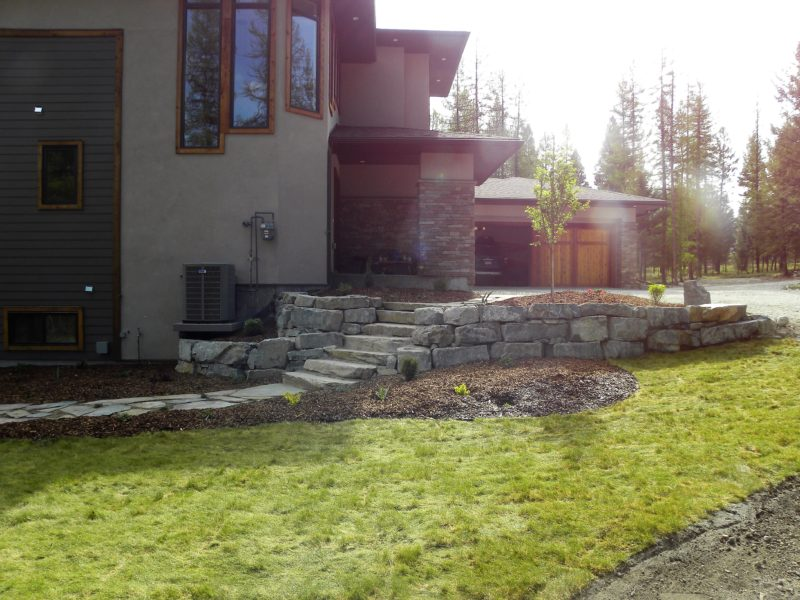 New Construction – Complete Landscape Design