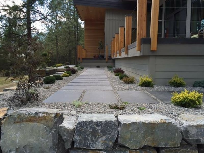 Mountain Modern Landscape Design