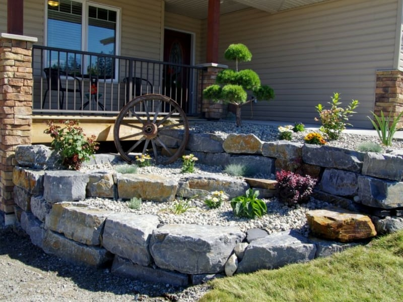 Curb Appeal – Small Space Landscaping
