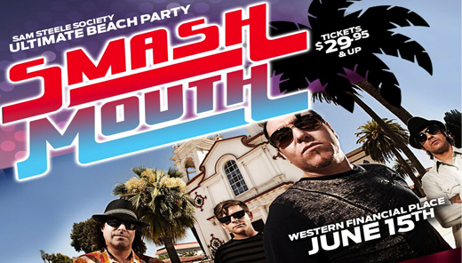 Concert (Smash Mouth)
