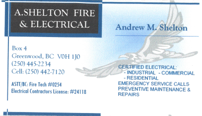 A. Shelton Fire and Electrical Services