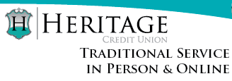 Heritage Savings and Credit Union – West Boundary Branch