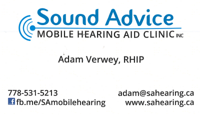 Sound Advice Mobile Hearing Aid Clinic Inc.