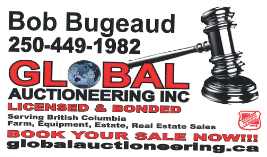 Global Auctioneering Inc.