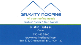 Gravity Roofing