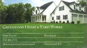 Greenwood Home & Yard Works