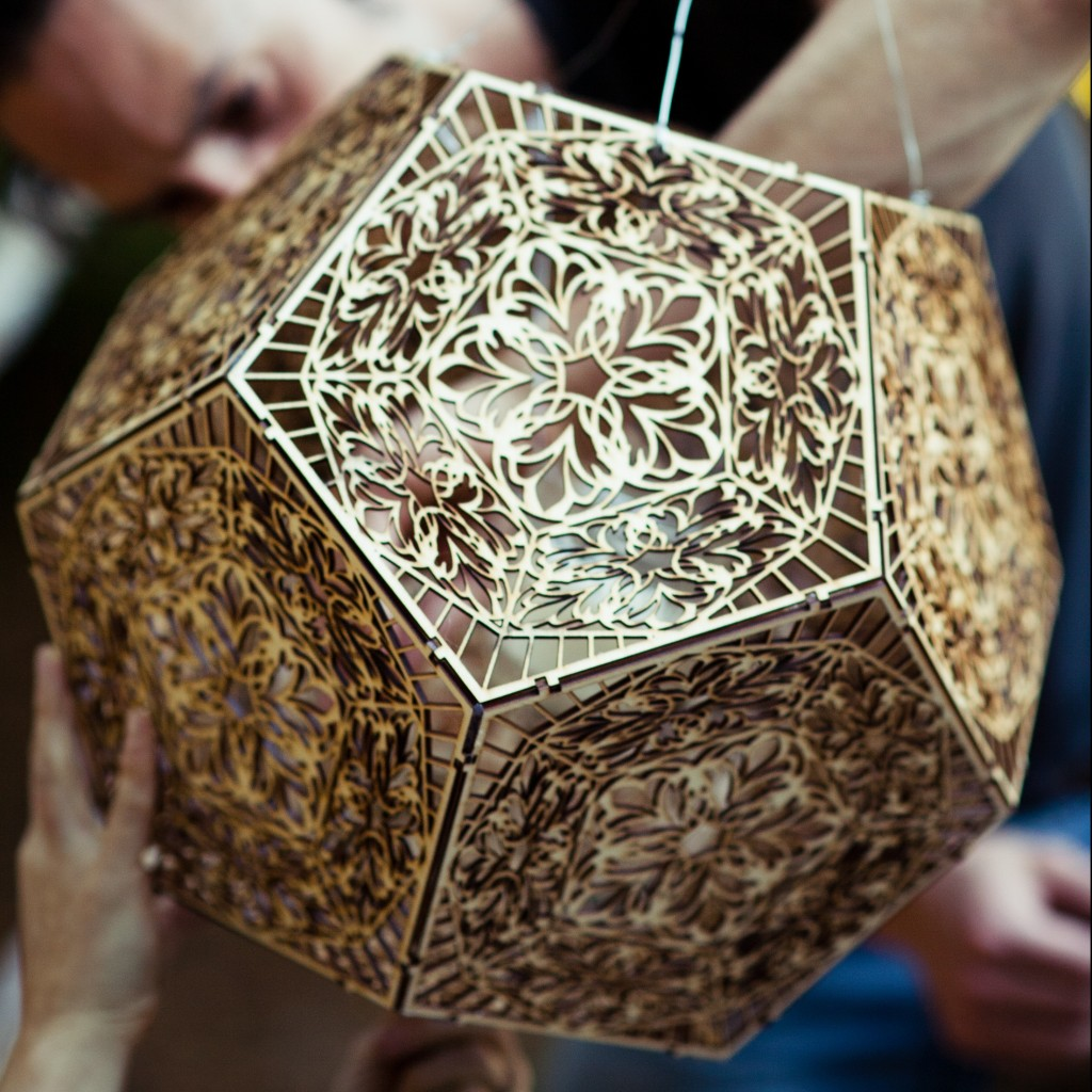 Assembling the Dodecahedron