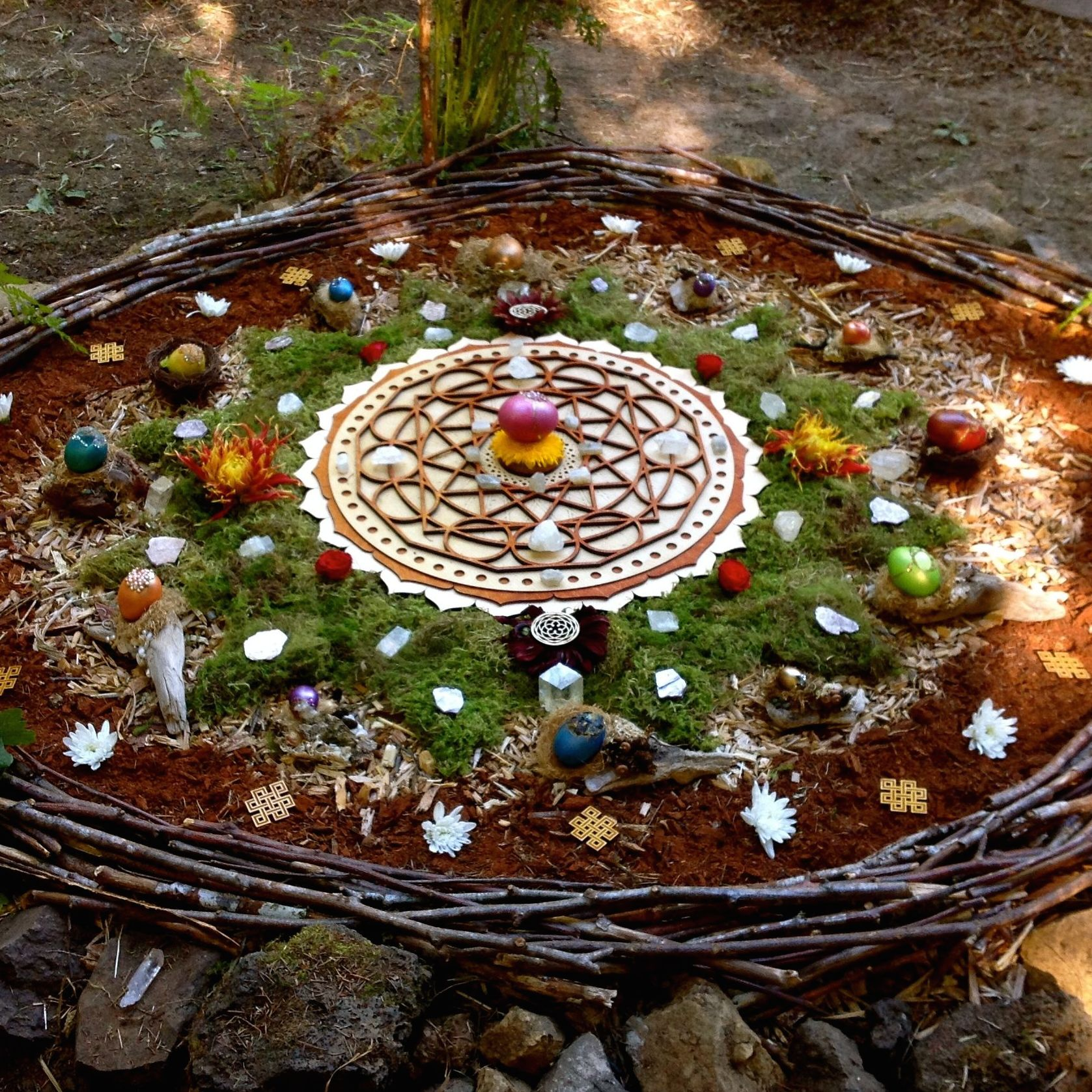 Sacred Geometry and the Art of Creating Sacred Space – Vancouver