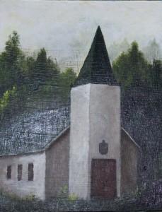 Churches of the E Kootenays - Lori Fontaine