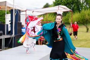 Kootenay Festival River Dance - Jessica Morin - Credit Colin Payne