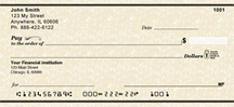 Parchment Personal Bank Checks
