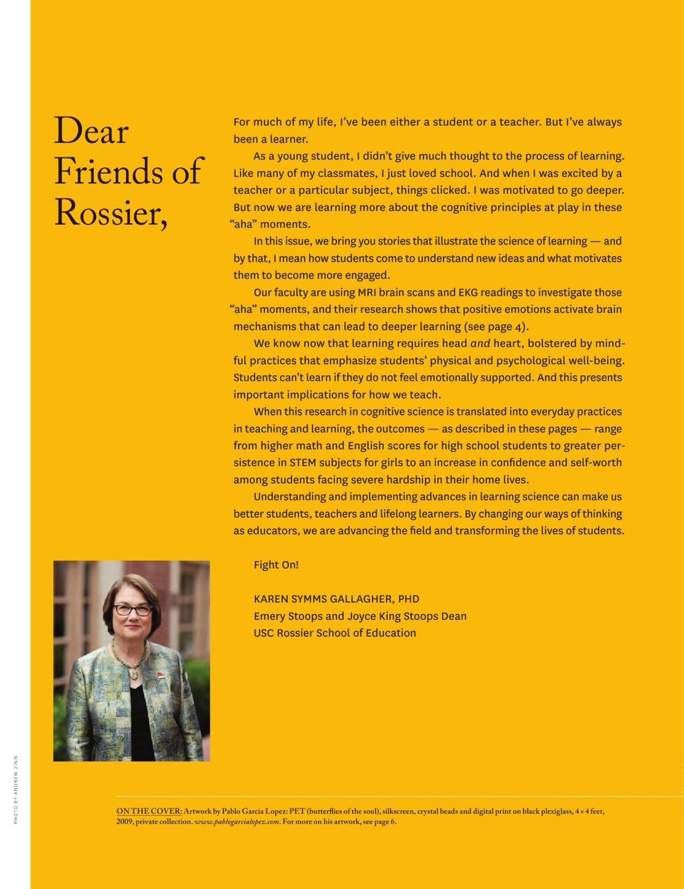 Spring/Summer 2018 - USC Rossier School of Education
