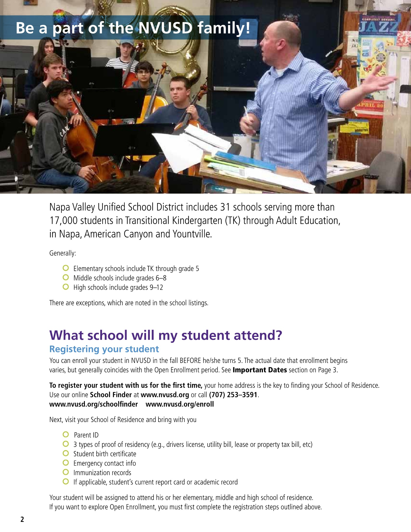 NVUSD Parent Guide