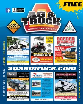 Ag and Truck Market is owned by ATM Publications from