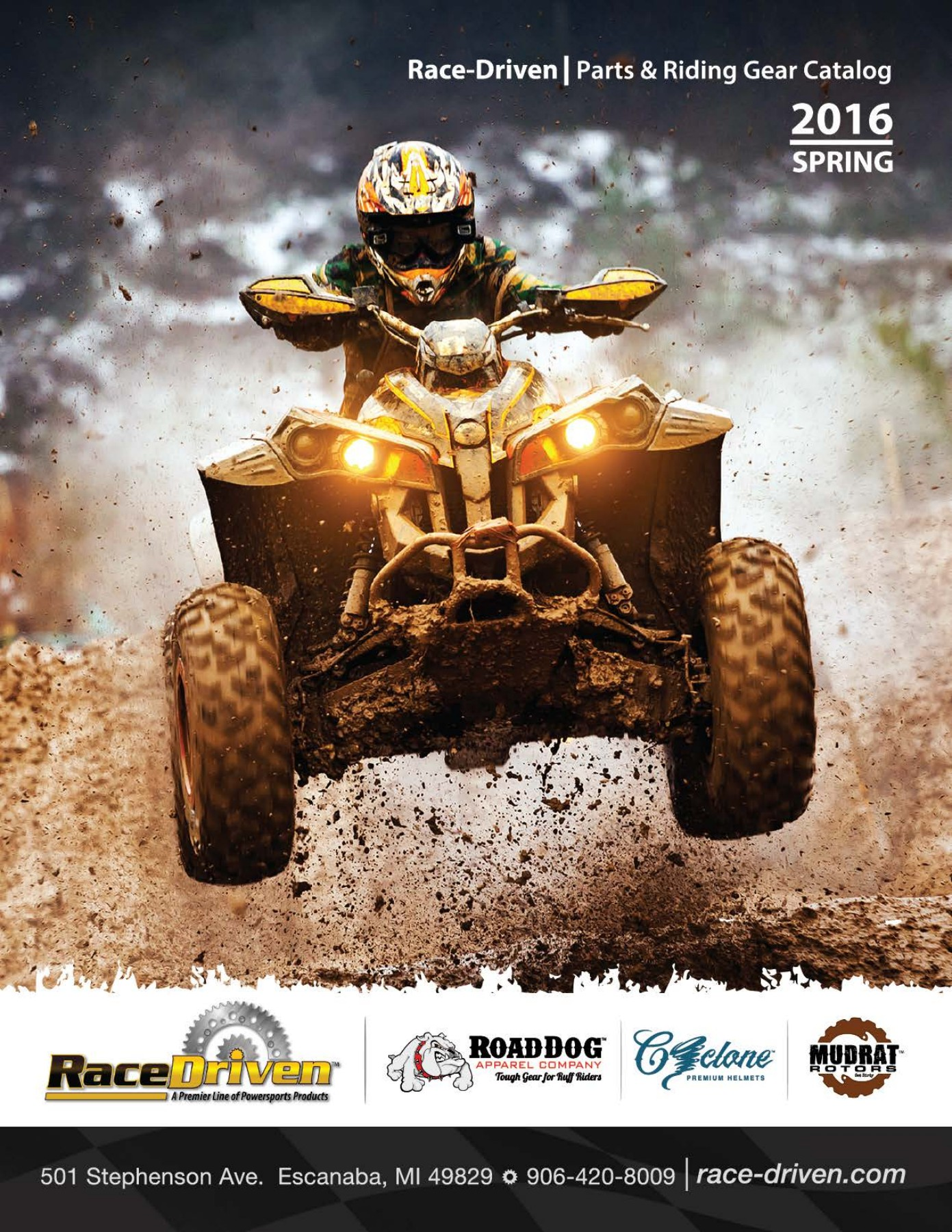 Polaris ATV Parts | Race-Driven