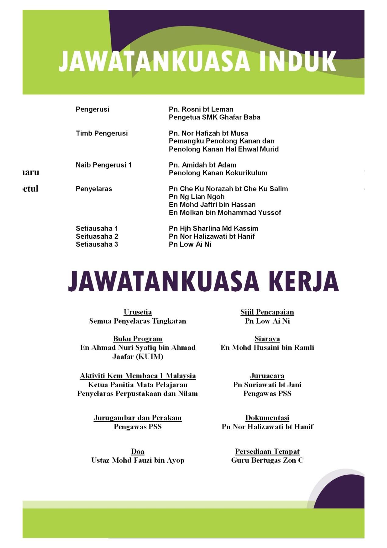 Majlis Penutupan Kem Membaca 1 Malaysia Anyflip