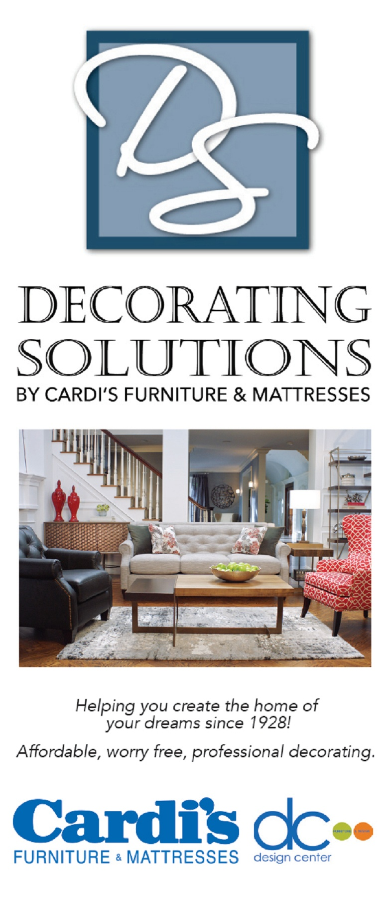 Decorating Solutions Brochure – Cardi\'s Furniture & Mattresses