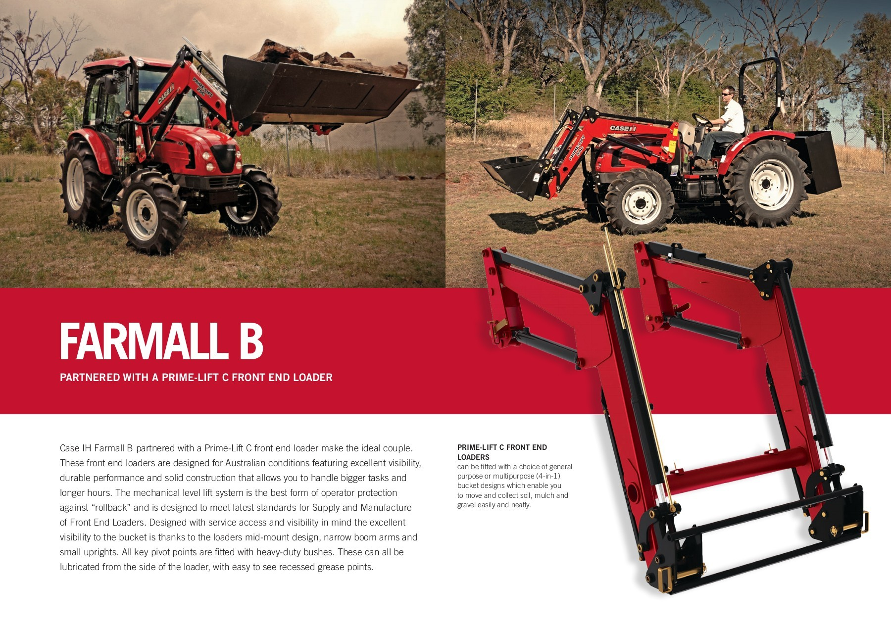 Loaders And Attachments Wiring Diagram For Farmall B Thumbnails
