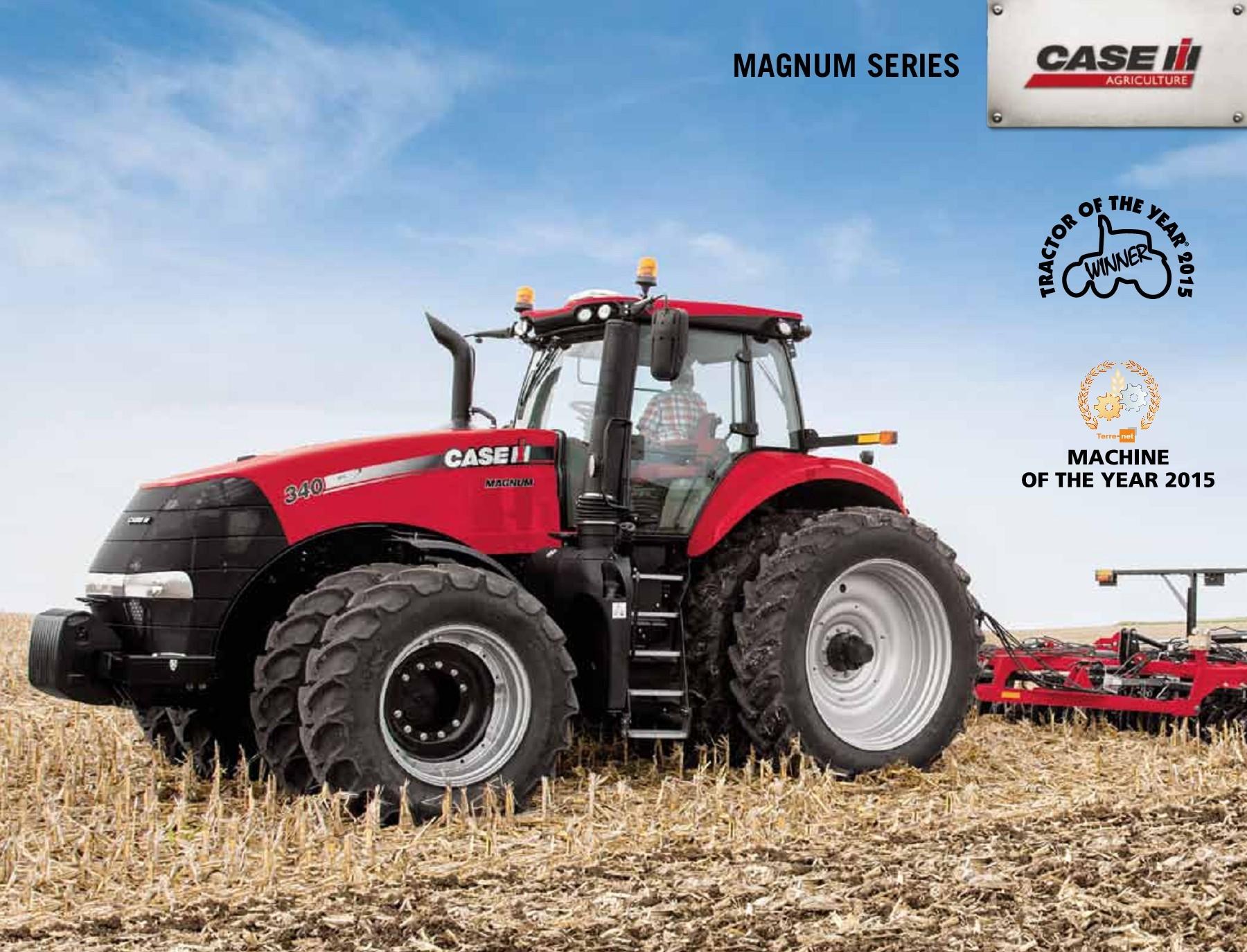 Magnum Tractors | Case IH