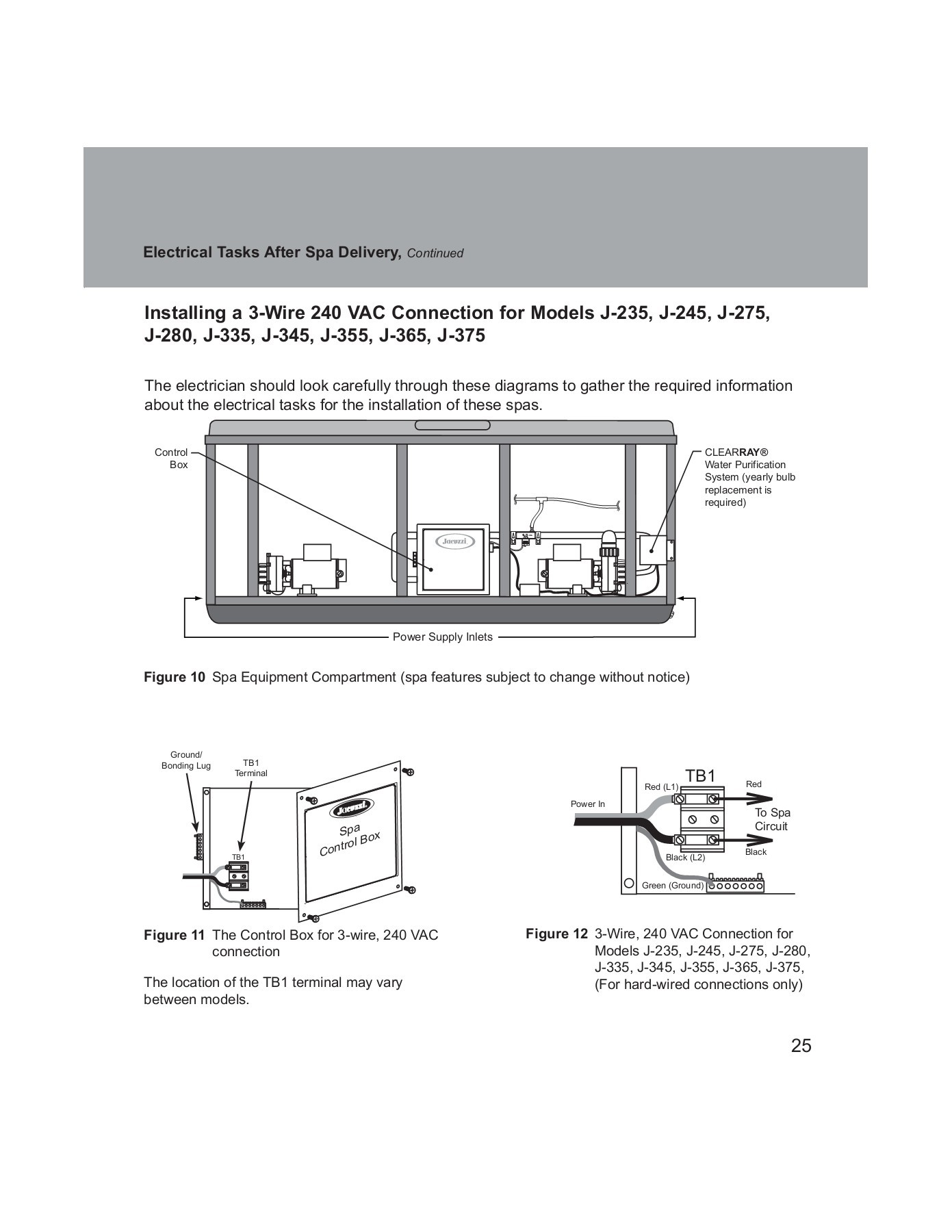Electrical Guide J-335™, J-345™, J-355™, J-365™ & J-375™ on