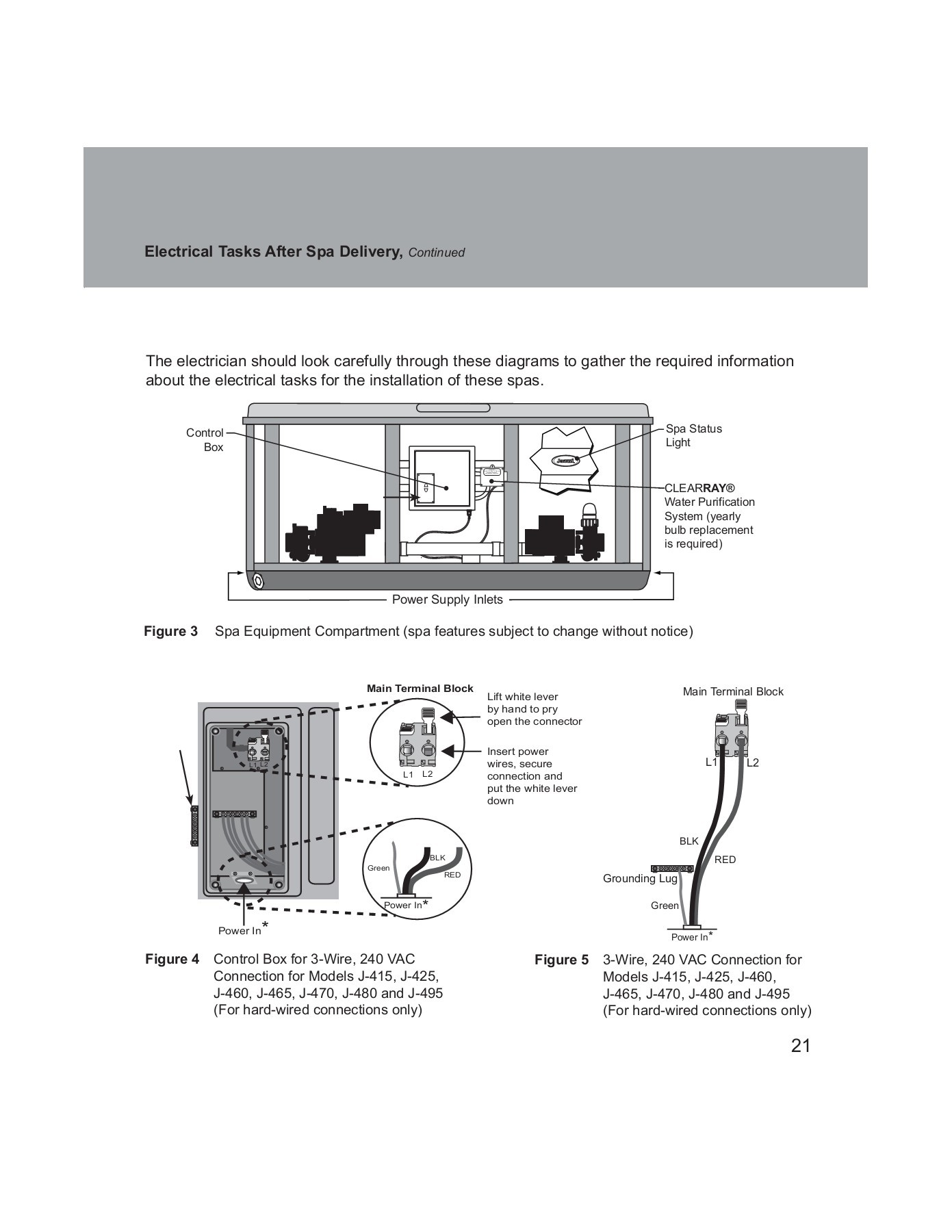J-415 - Download Jacuzzi Hot Tub Electrical Guide on