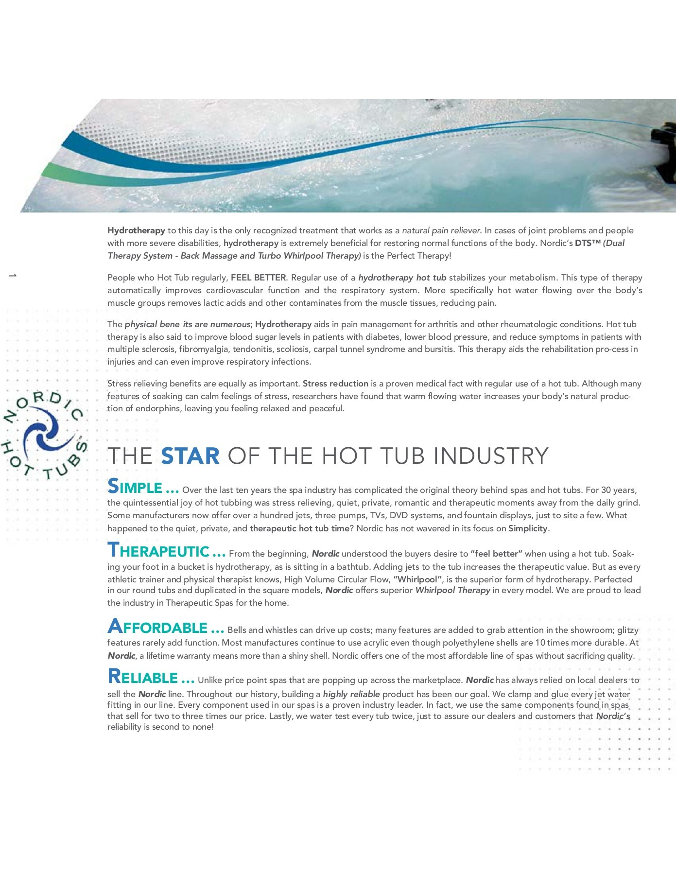 Nordic Hot Tubs Buyers Guide in Greater Baltimore Area