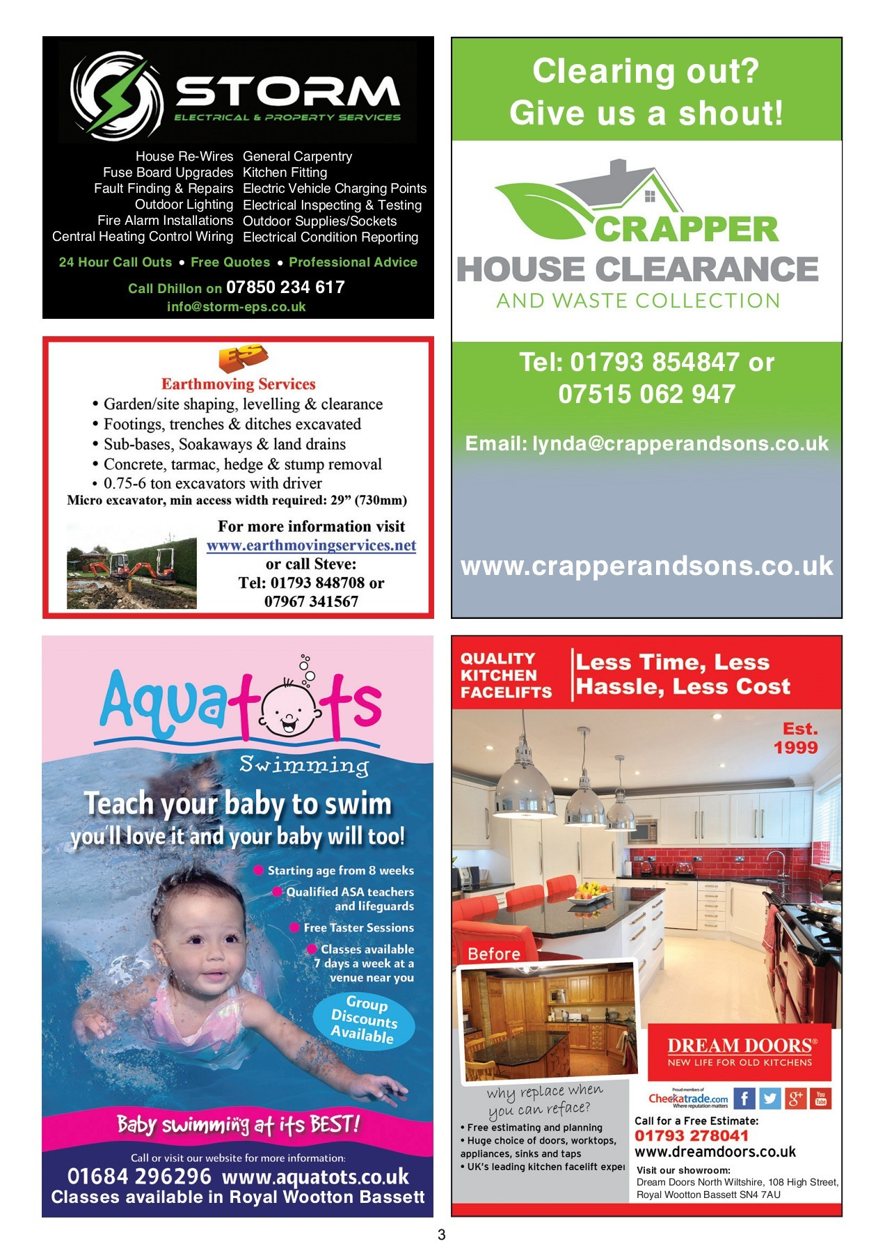 August 2019 | The Local Advertiser