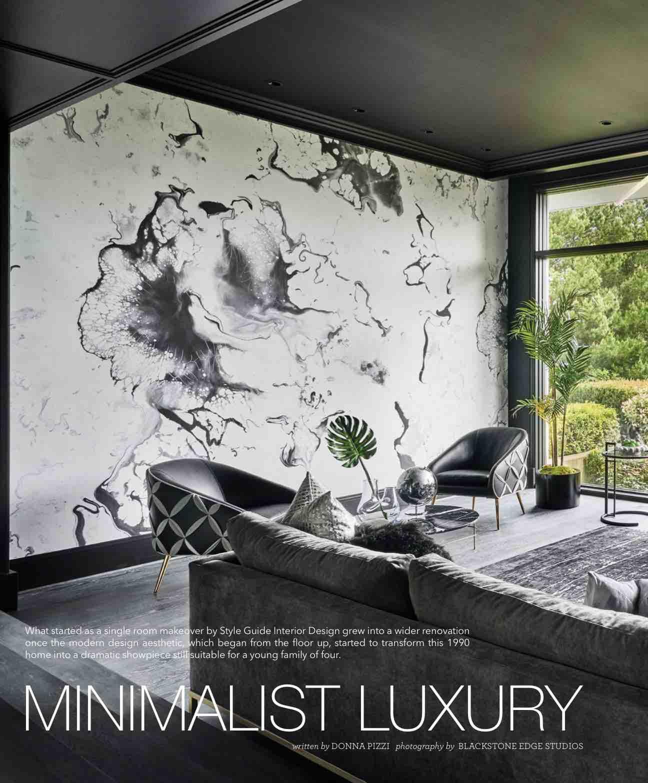 Minimalist Luxury