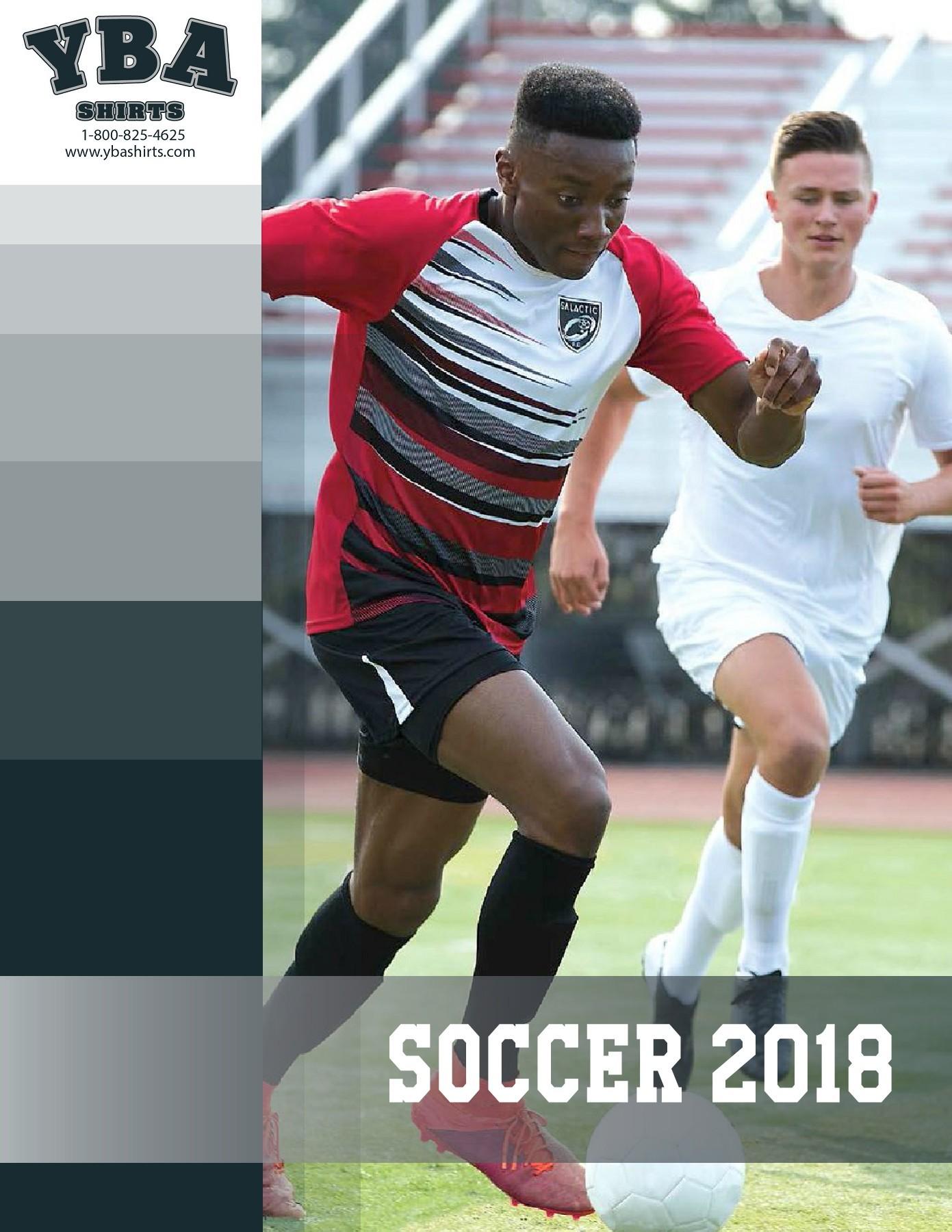 wholesale dealer 9c105 b5a58 Wholesale Soccer Gear | YBA Shirts - Wholesale Soccer Gear