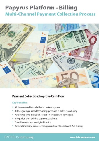 Cash Flows Via Multiple Channels To >> Multi Channel Payment Collection Process