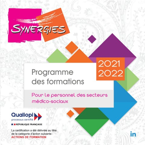Catalogue Synergies Formation 2016