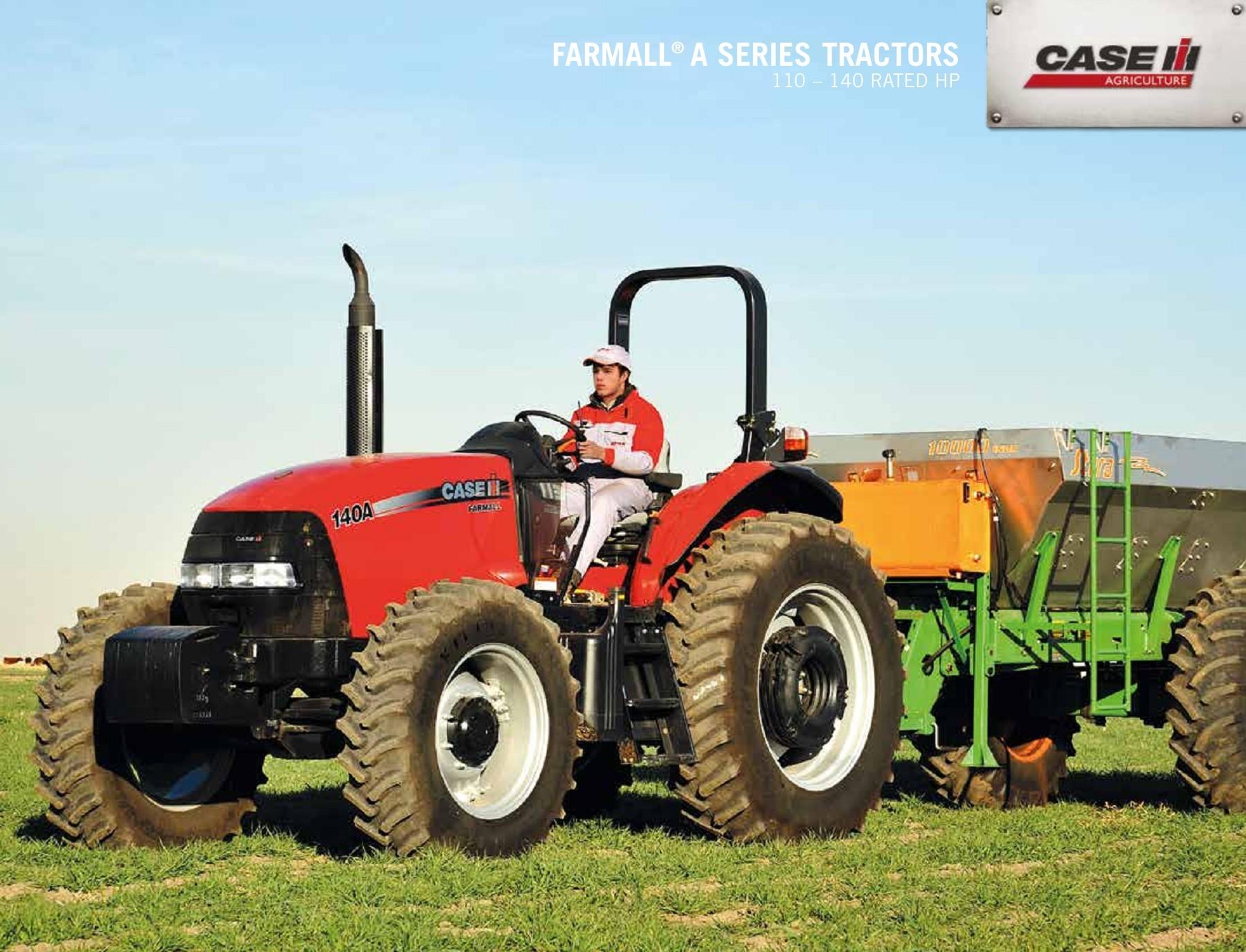 Farmall A | Tractors | Case IH