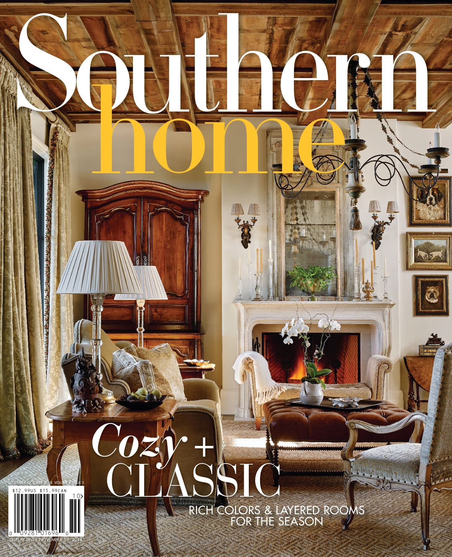 September/October 2018 - Southern Home Magazine