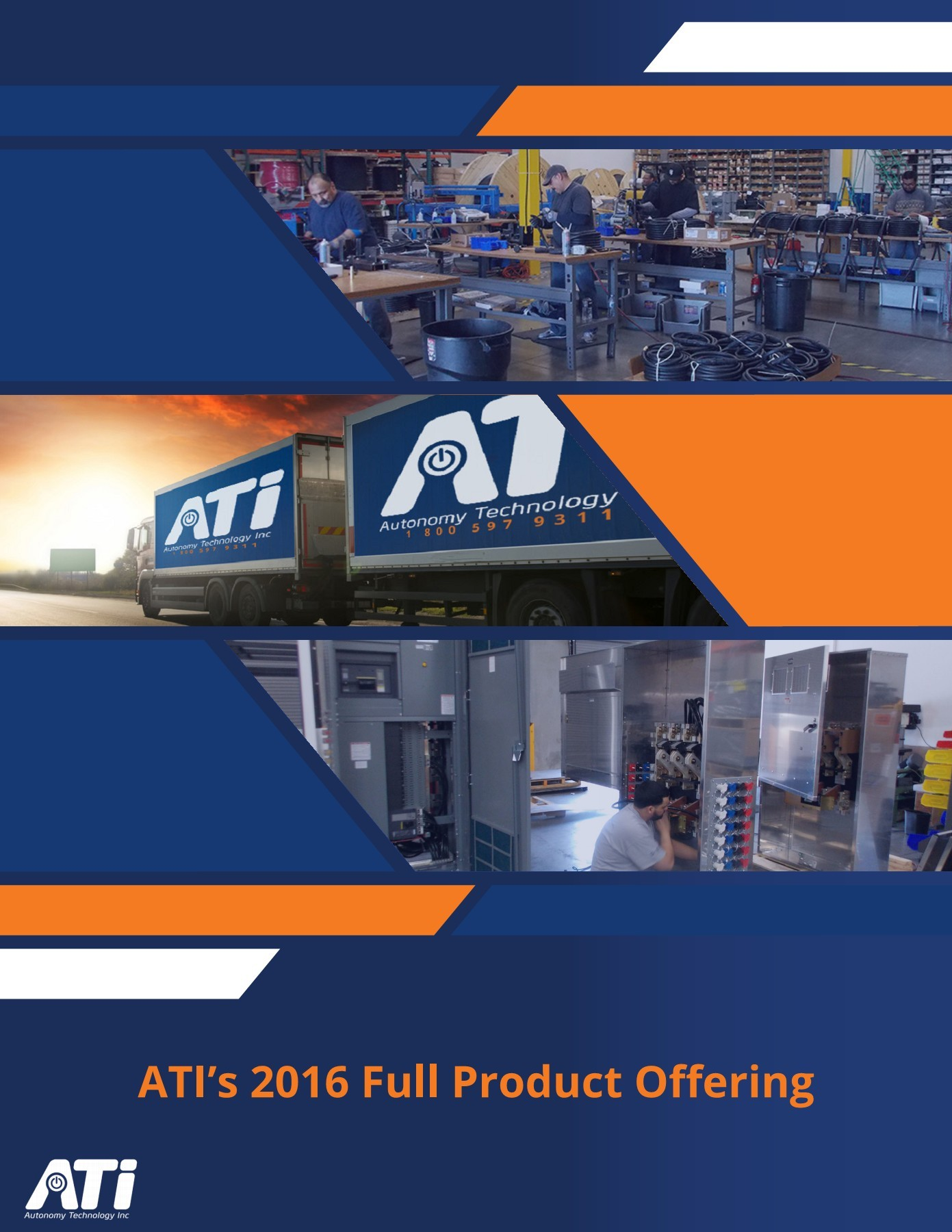 ATI Electrical Inventory Catalog - Wide Offerings for Your ...