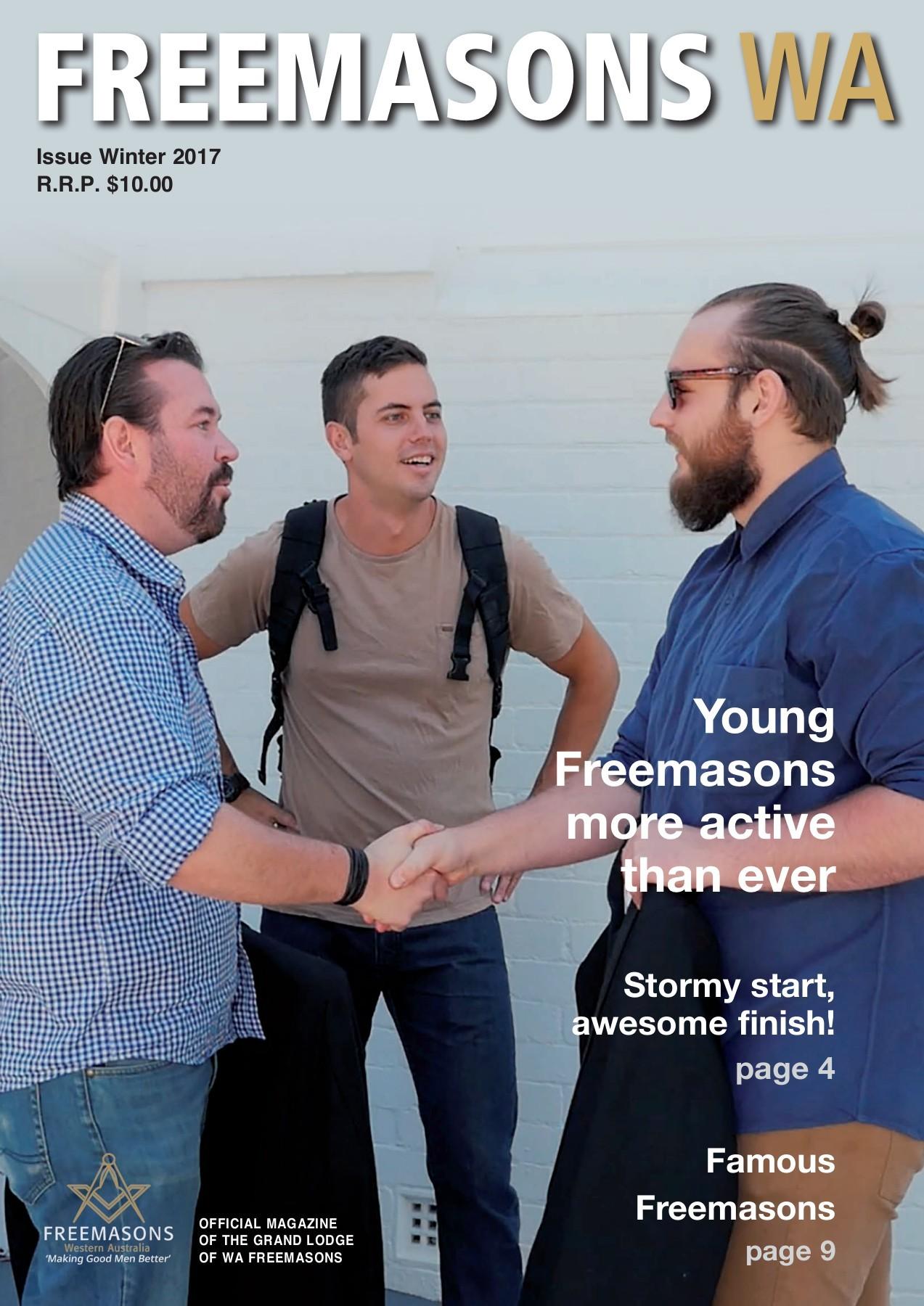 FWA Magazine - Grand Lodge of Western Australia