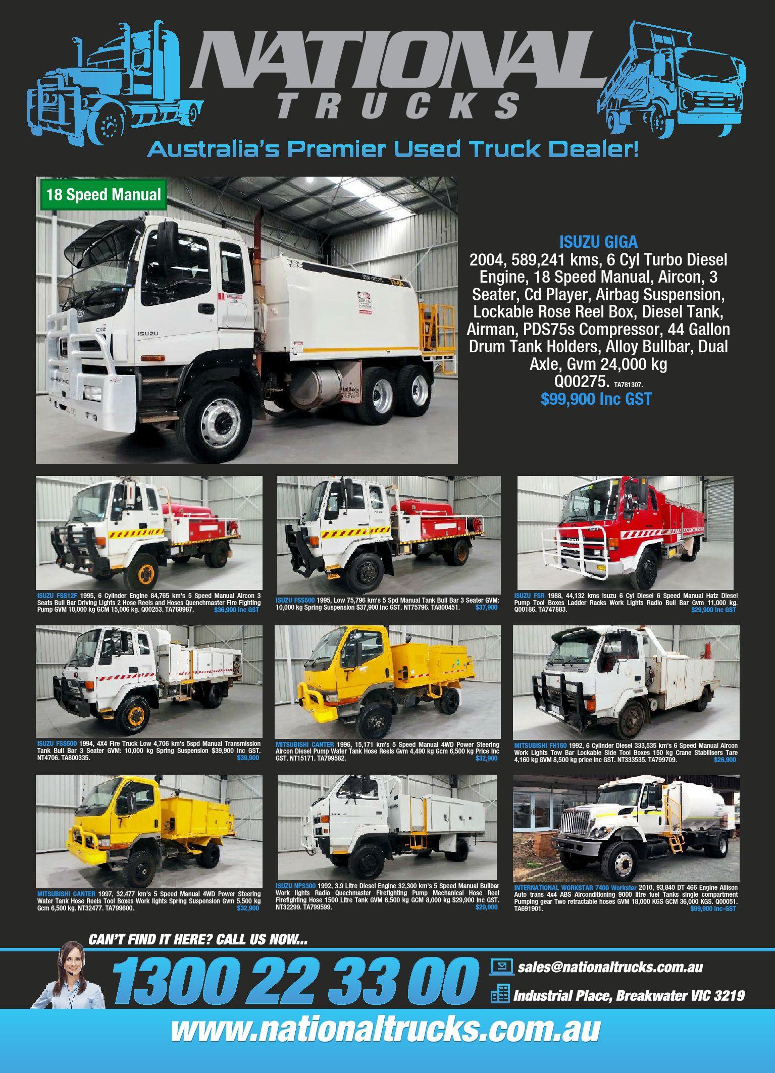 National Trucks Light Commercials May 2017 International 7400 Air Tank Schematic
