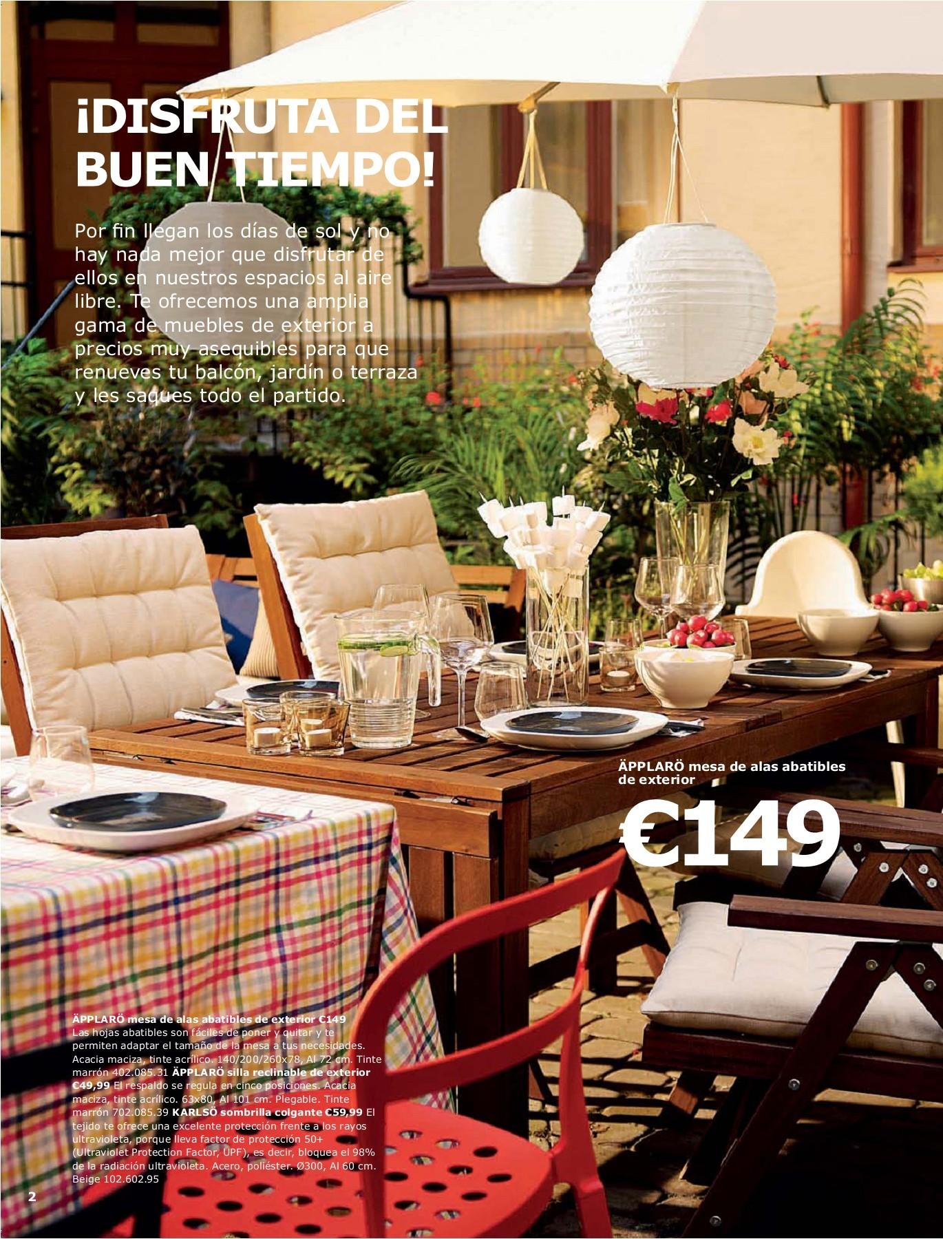 Muebles De Exterior Ikea Pubhtml5