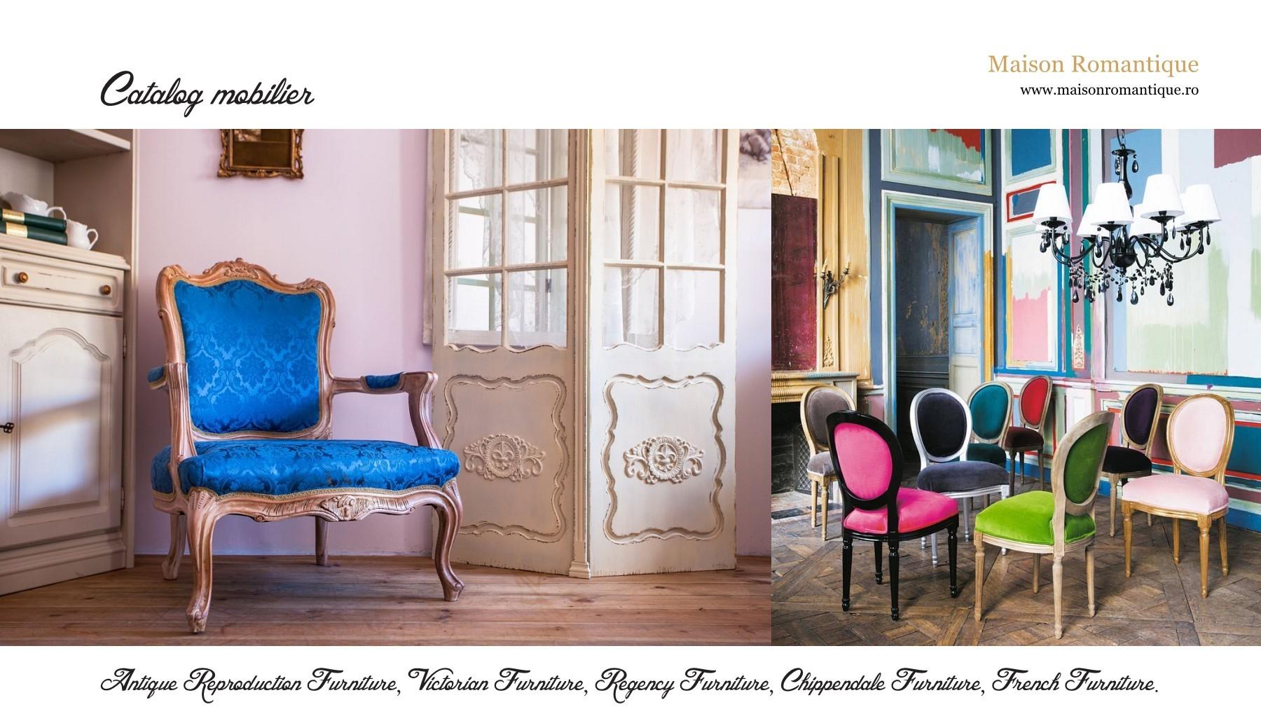 Catalog mobilier maison romantique pubhtml5