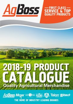 AgBoss Product Guide 2018