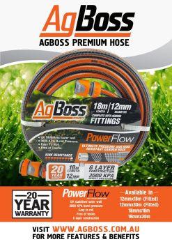 AgBoss Garden Hose