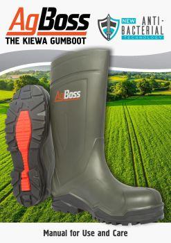 Kiewa Gumboot User Manual