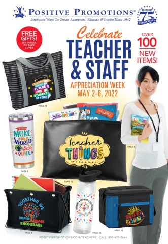 Teachers & Staff Recognition Gifts