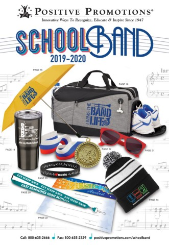 School Band Gifts