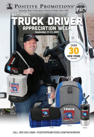 Truck Driver Appreciation Gifts