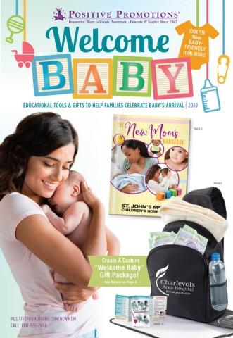 Welcome Baby. New Moms & Parents