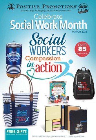 Social Wokers Recognition and Appreciation Gifts