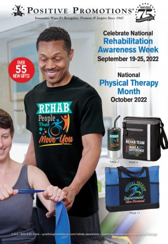 Rehabilitation Appreciation Gifts and Physical Therapist Appreciation Gifts