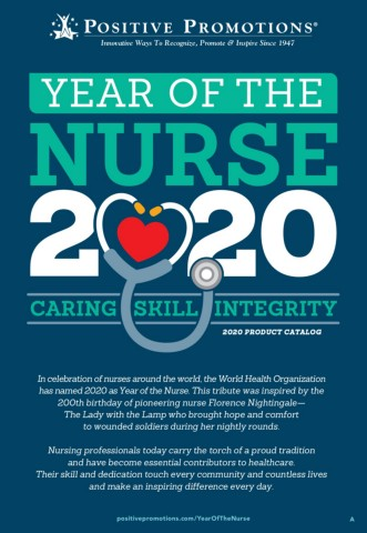 2020: Year Of The Nurse Recognition Gifts