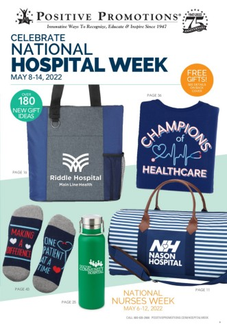 Hospital Recognition Gifts