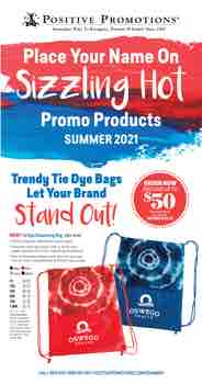 Promotional Products - Summer Swag - Red, White & Blue